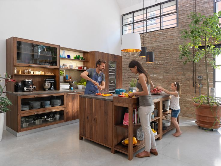 11 Best TEAM 7 Loft Kitchen Images On Pinterest Loft Kitchen