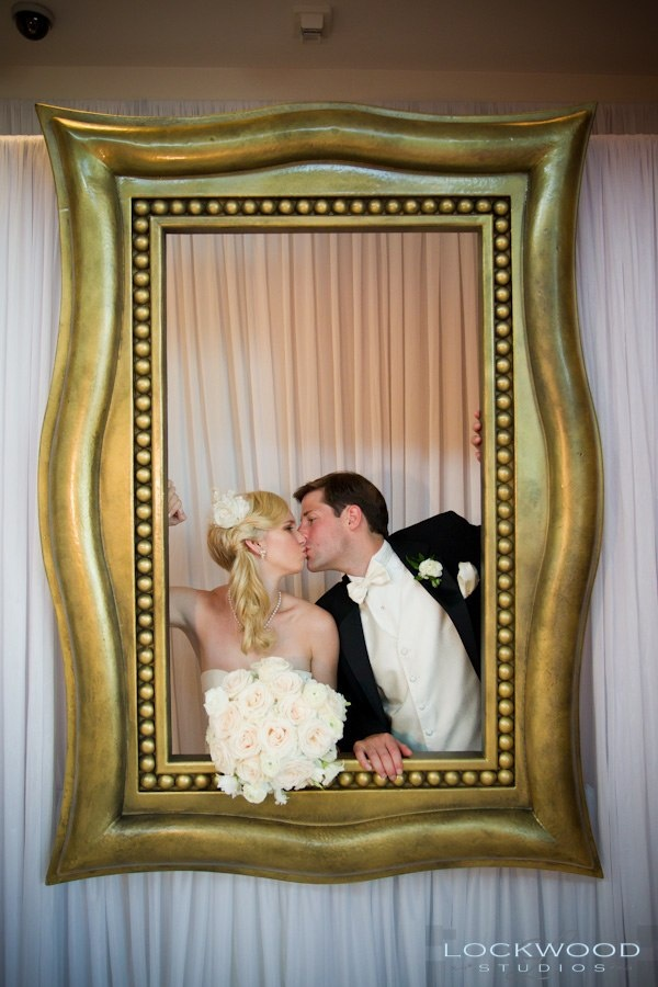 Photo Op...  Lightweight frames can be used for photo opportunities, back drops, or screen surrounds