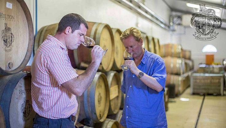 Book a wine tour with Richard Hilton