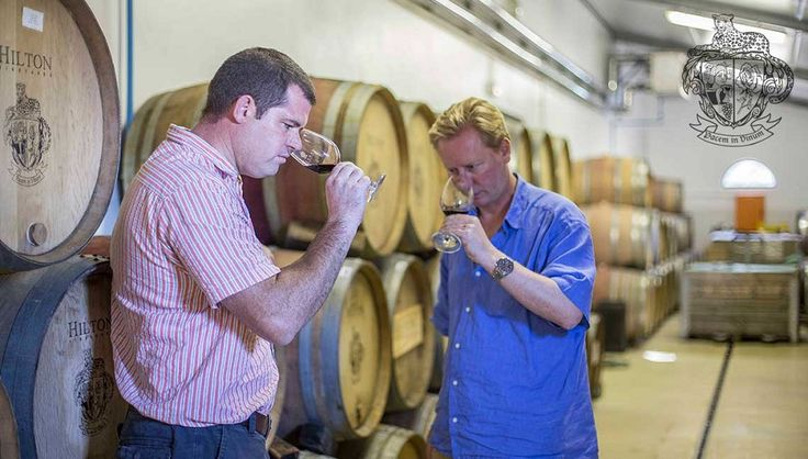 Book a wine tour with Richard Hilton