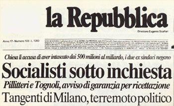 La corruzione in Italia 25 anni dopo Tangentopoli - http://bambinoides.com/la-corruzione-in-italia-25-anni-dopo-tangentopoli/