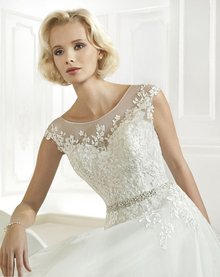 Superb Cosmobella Wedding Dress Style This gown is available to try on at our Salon