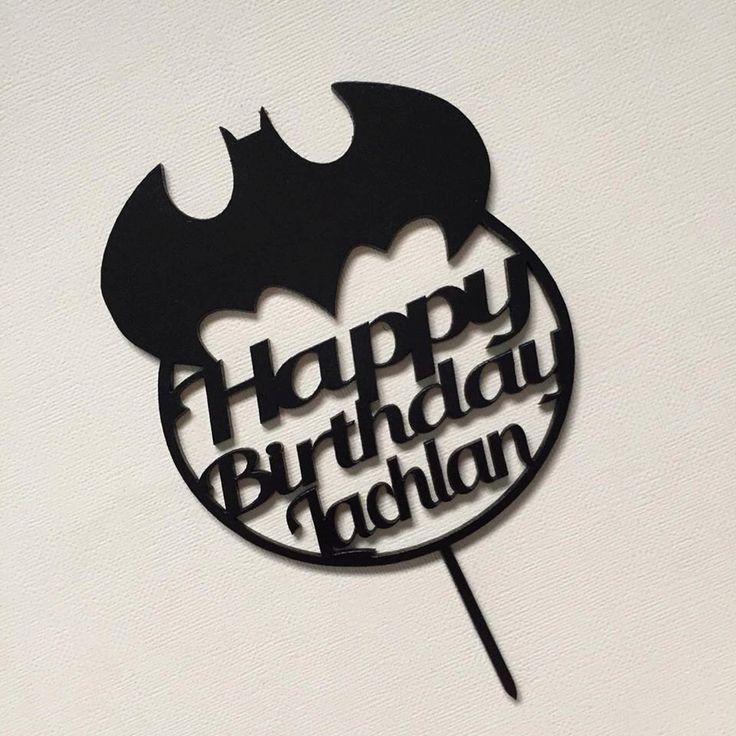 Vce ne 25 nejlepch npad na Pinterestu na tma Batman cake