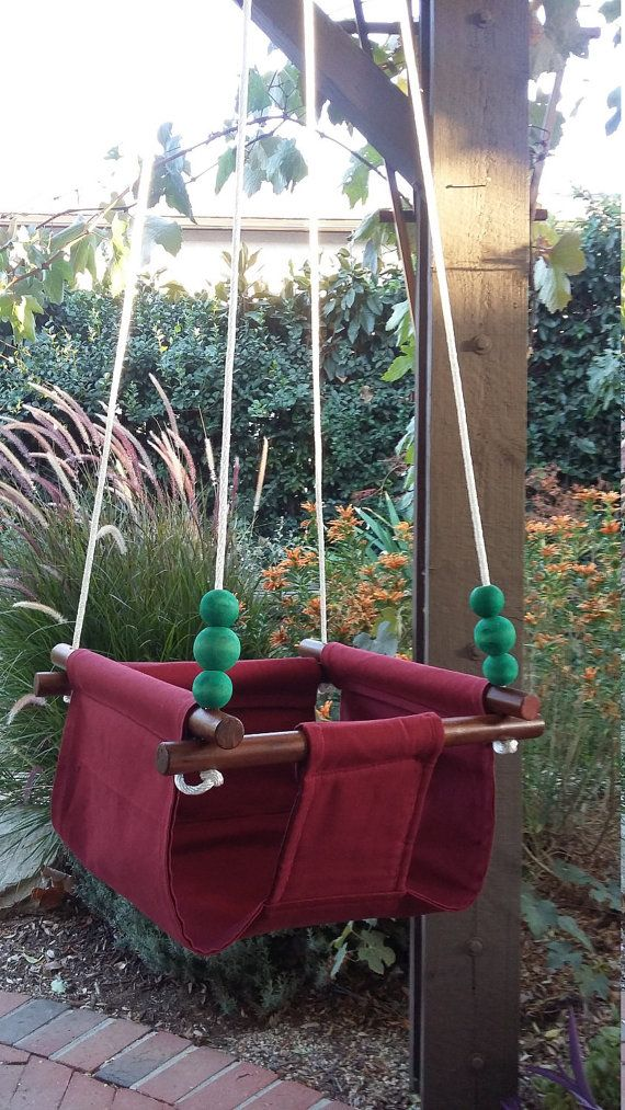 1000 Ideas About Outdoor Baby Swing On Pinterest Baby