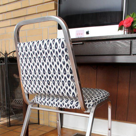 17 best ideas about chrome spray paint on pinterest for Paint office chair