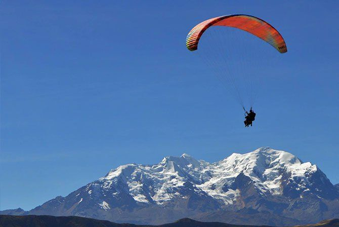 12 of the Best Things To Do In Bolivia - Kanoo Tours | Paragliding, Bolivia,  La paz