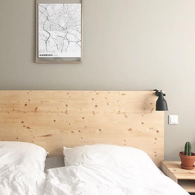 Ikea Hack | Malm bett, Bett, Wohnen