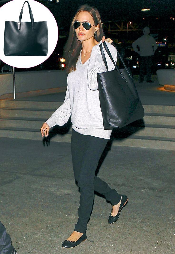 Angelina Jolie Street Style an Inspirational Diva Fashion