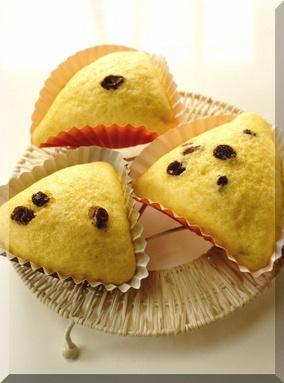* 中国の蒸しパン ♥ マーラーカオ♫|レシピブログ
