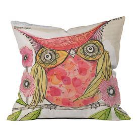 This owl is so adorable. :: Designed by Cori Dantini