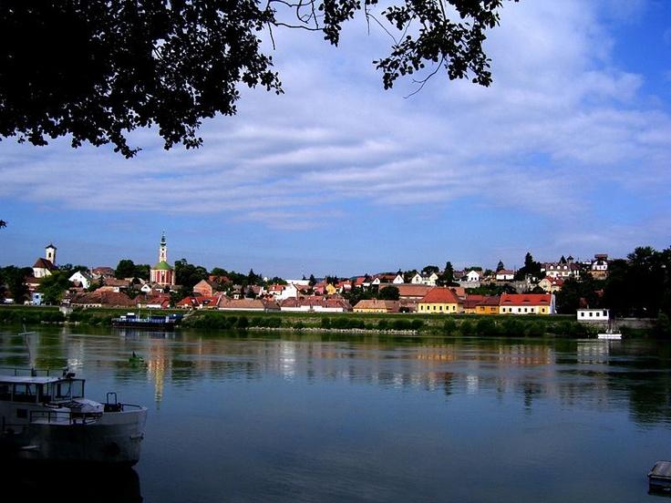 Townscape, Szentendre, Hungary