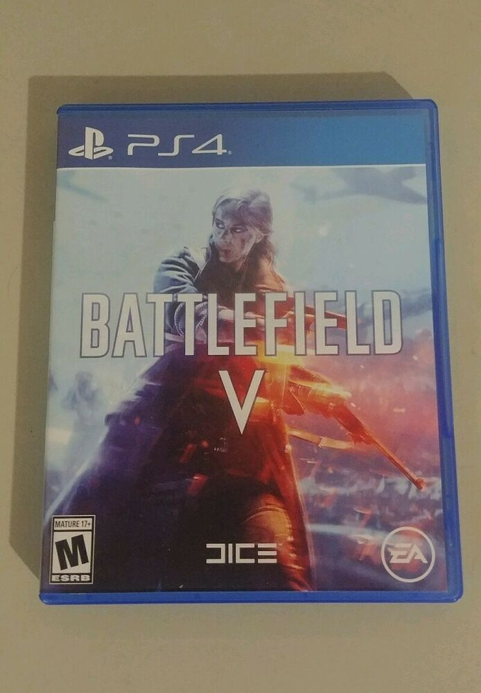 Ps4 Battlefield 5 Bf5 V Playstation 4 Ps4 Gaming Video
