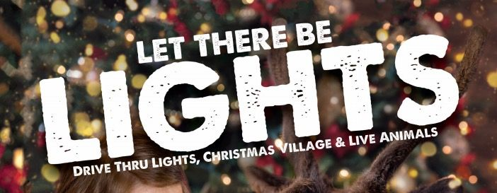 Promised Land Zoo to debut new drive-through light display and village