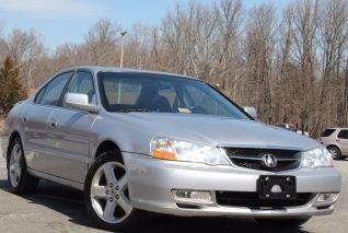 2003 Acura TL Mileage: 80,487 miles Location: Stafford, VA Exterior: Satin Silver Interior: Ebony $6,995