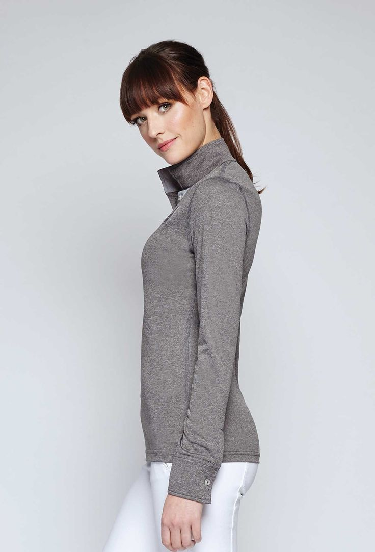 A fall favourite, the standard convertible polo from Asmar Equestrian. Complete your ROOTD.