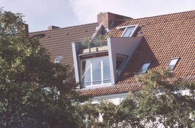 die 25 besten ideen zu dachterrassenwohnung auf pinterest dachstuhl design kleiner. Black Bedroom Furniture Sets. Home Design Ideas