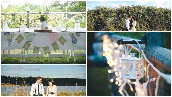 Vancouver Island Wedding Videography & Photography :: Courtney & Jordan {Ladysmith, BC} www.cassieoneil.com