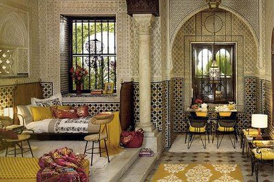 Building A Moroccan House Moroccan Style House Plan Dar Assonfo Interiors Pinterest