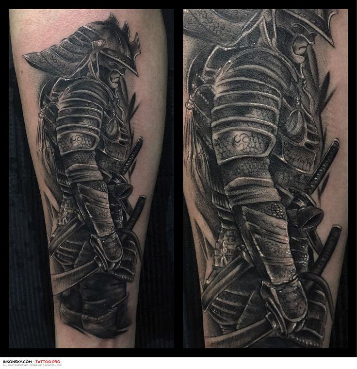 ver imagenes de tatuajes de samurais - Buscar con Google
