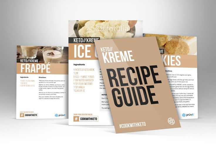 FREE RECIPES KetoKreme cookies and ice cream. And, coffee will NEVER be the same DEBUTS tomorrow