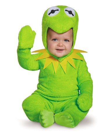 Another great find on #zulily! Kermit the Frog Dress-Up Set - Toddler #zulilyfinds