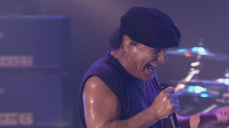 Thunderstruck (From Live at the Circus Krone) - AC/DC - Vevo