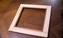 Truco sencillo para aprender a hacer marcos | Bricolaje                                                                                                                                                                                 Más