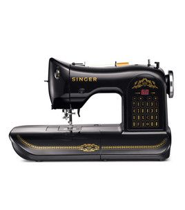 160th Anniversary Limited Edition Singer Sewing Machine - it's like sewing machine porn!