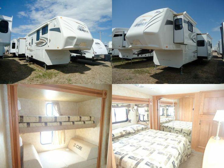 Buy Cheap Used 2009 Jayco Eagle 345 Bhs #Travel_trailer through Kehoe RV Ltd. in Saskatoon, Saskatchewan, Canada for $38900 at UsedRvs-MotorHomes.Com