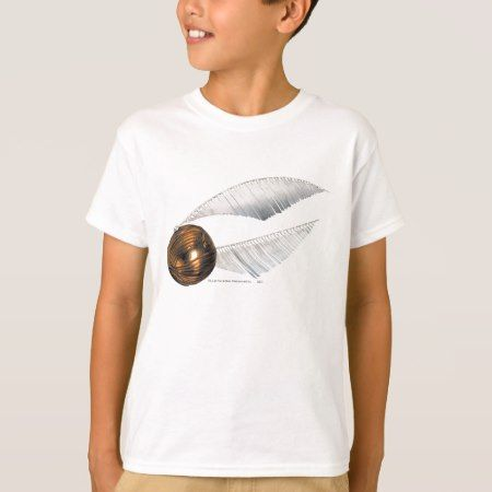 Harry Potter Spell | Golden Snitch T-Shirt - click to get yours right now!
