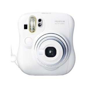 Fujifilm Instax MINI 25 Instant Film Camera. This takes cute polaroid-like pictures. $99: Cute Business Cards, Credit Cards, Cards Size