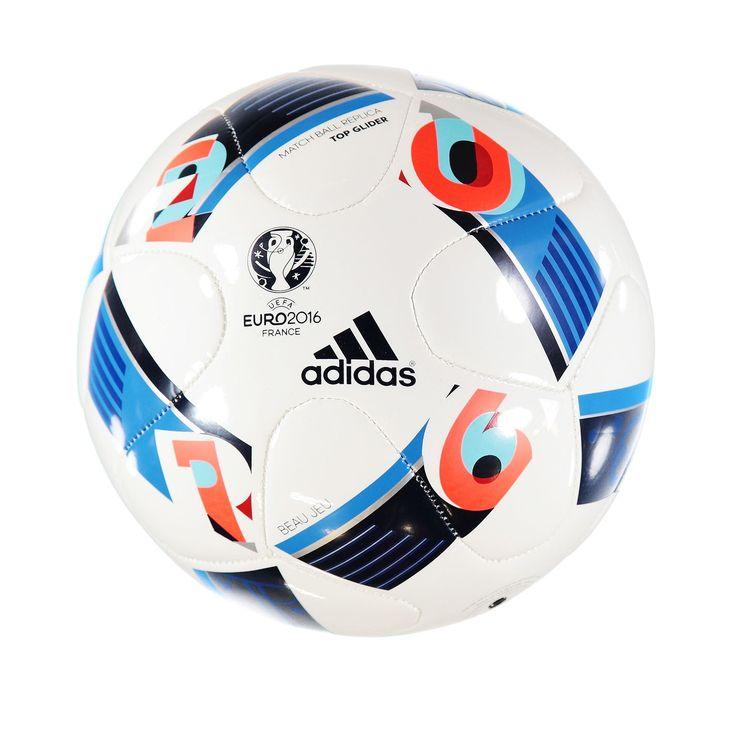 adidas adidas euro 2016 glider football footballs