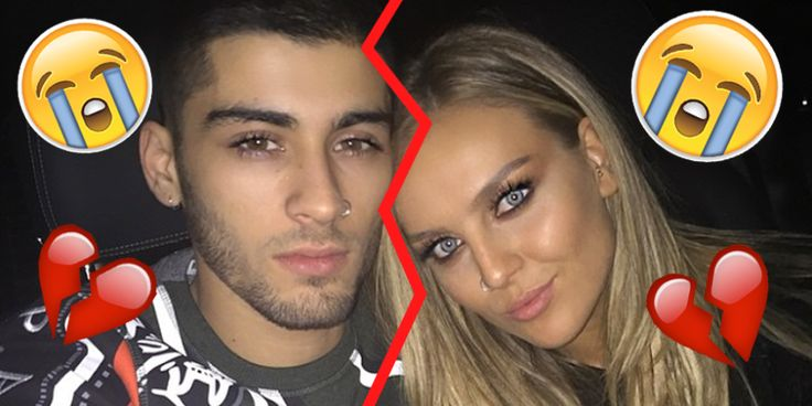 BREAKING: Zayn Malik and Perrie Edwards Have Called Off Their Engagement