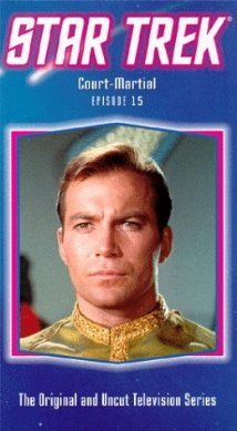 Star Trek: Season 1, Episode 20 Court Martial