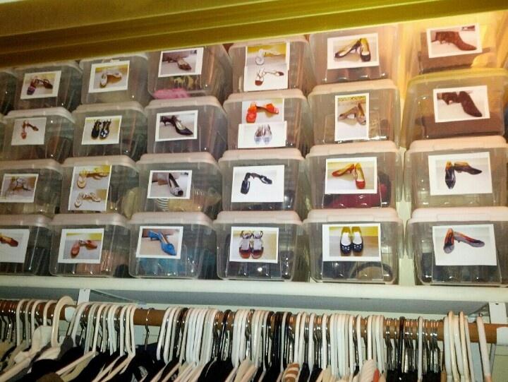 Shoe Closet Organizer