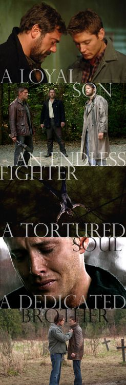 tumblr_mtgldvMqMW1rjimpno1_500.jpg 246×750 pixels  -- Dean Winchester -- supernatural  ,, tears feelings all over the place