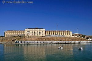 "San Quentin State Prison  Location: Marin County, California  Famous Inmates: Stanley ""Tookie"" Williams"