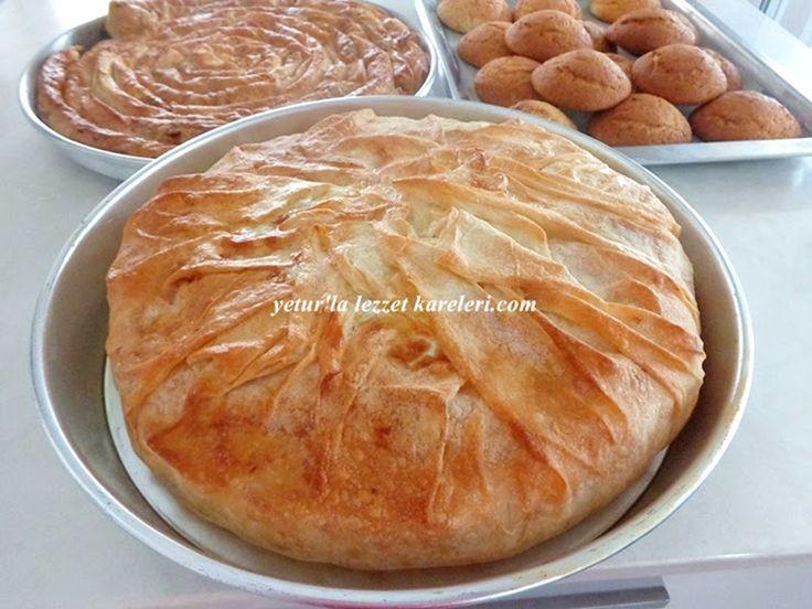2006 yılında tarif defteri yemek formunda işte börek bu adlı nefis bir börek ve aynı başlık altında su böreği versiyonunun tar...