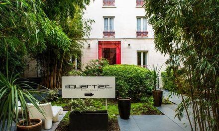 Hôtel Le Quartier Bercy Square à París : Paris : 1 à 3 nuit(s) avec petit déjeuner et verre de rosé