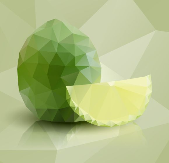 How to create a polygonal vector mosiac — illlustrator tutorial
