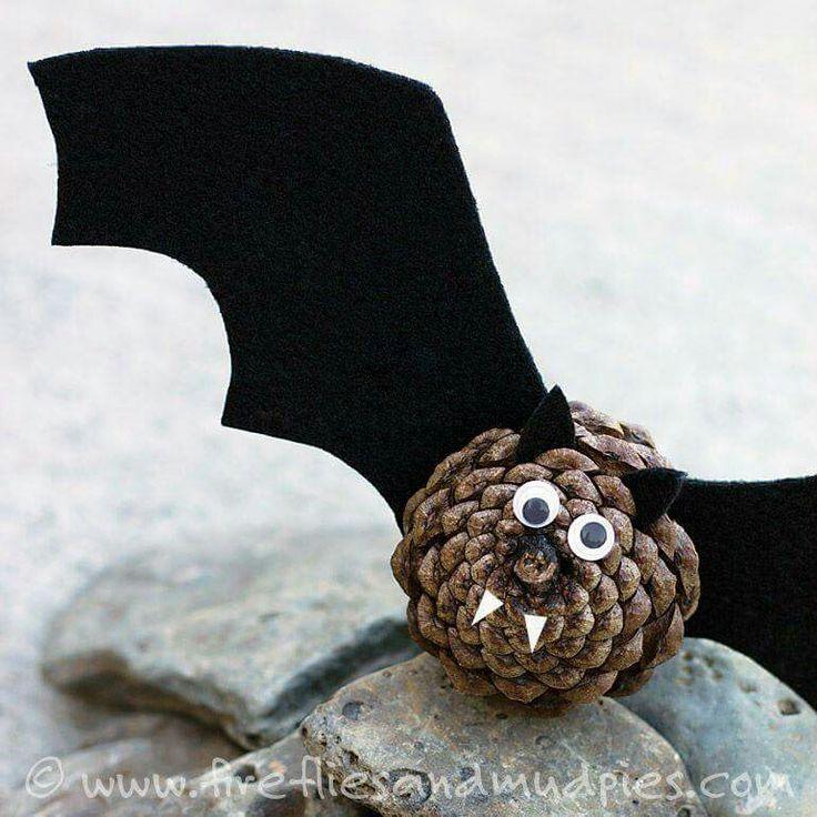 Pine cone bats