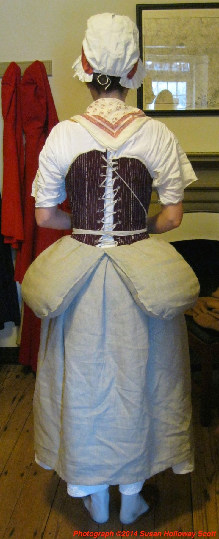 Two Nerdy History Girls: That Big Georgian Bum, c. 1780