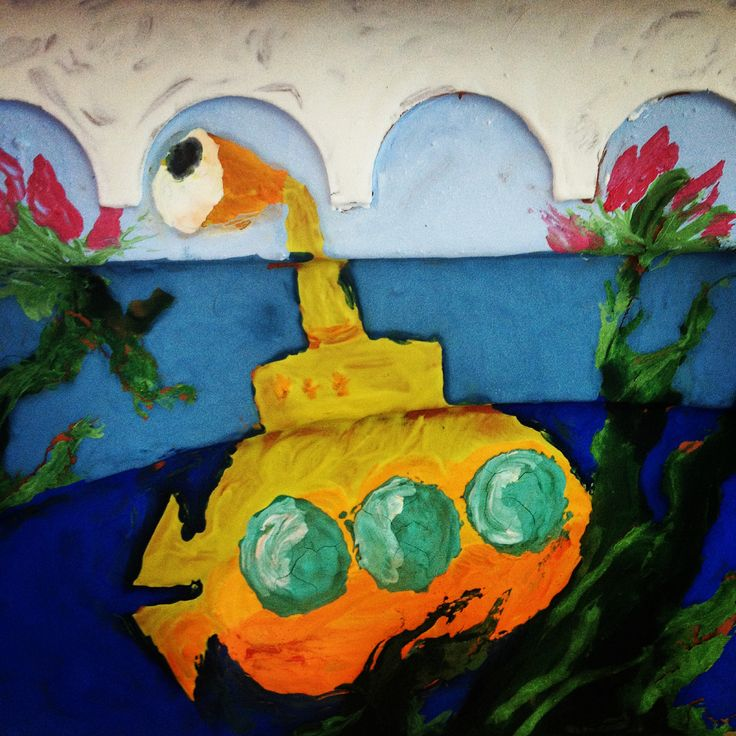 Yellow Submarine from The Beatles