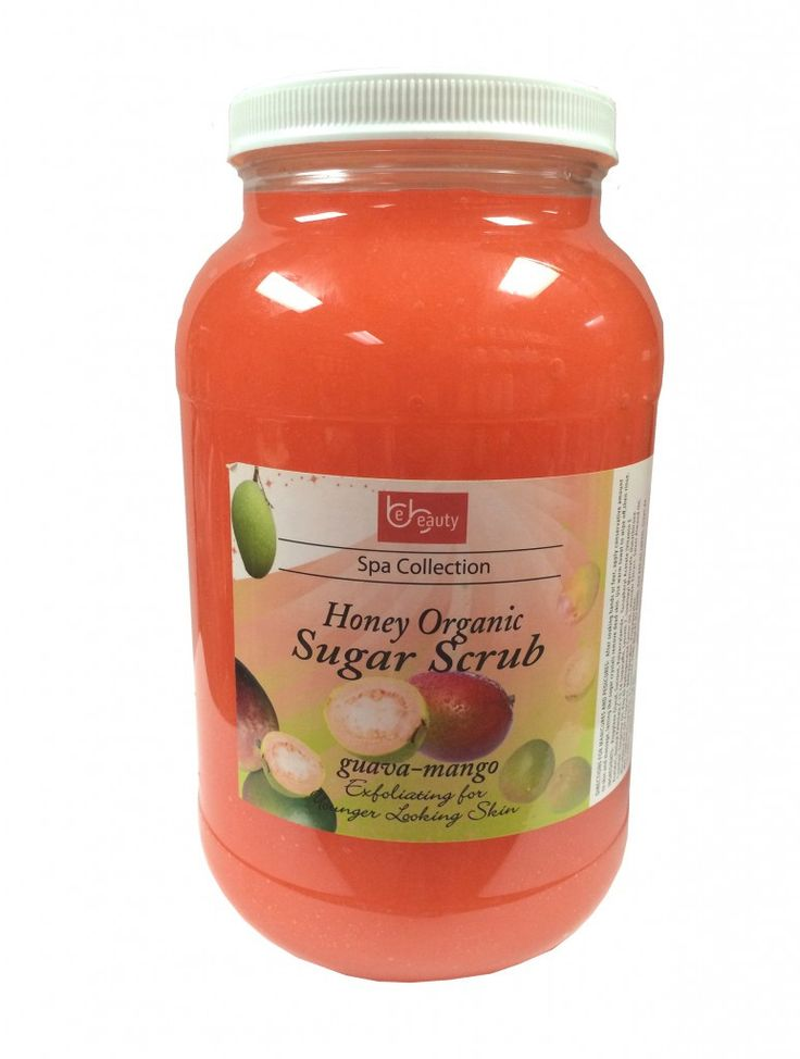... Mango Sugar Scrub | Products | Pinterest | Sugar Scrubs, Scrubs and
