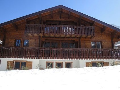 Ski chalet France, Catered ski holidays in Chatel, France