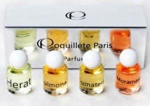Parfumul Moramanga al simpaticului brand de nisaCoquillete Paris este Tuberoza in rolul ei de parada, senzuala si seducatoare, fara nici un pic de vulgaritate sau burlesc. Tuberoza ca nota in parfumuri m-a urmarit toata vara trecuta si pot spune ca am incercat vreo doua duzine de creatii