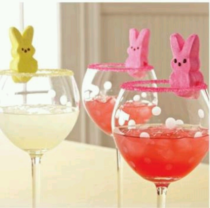 17 Best Images About Easter Martinis On Pinterest