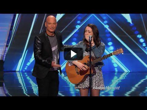 Esta Chica Sufre Ataques De Pánico Pero Cuando Comenzó A Cantar Sucedió Algo Increíble - YouTube