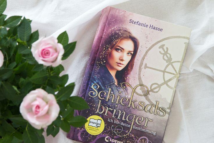 { A Heart for Books } Schicksalsbringer – Ich bin deine Bestimmung // Stefanie Hasse