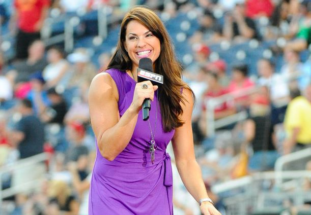 Jessica Mendoza to Join ESPN's Sunday Night Baseball Broadcast Full-Time = Jessica Mendoza made headlines last June when she became the first female broadcaster in the history of the College World Series. Two months later, she became the first woman to call a Major League Baseball game on ESPN. Less than a week after that, she.....